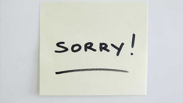 how to say sorry in chinese language